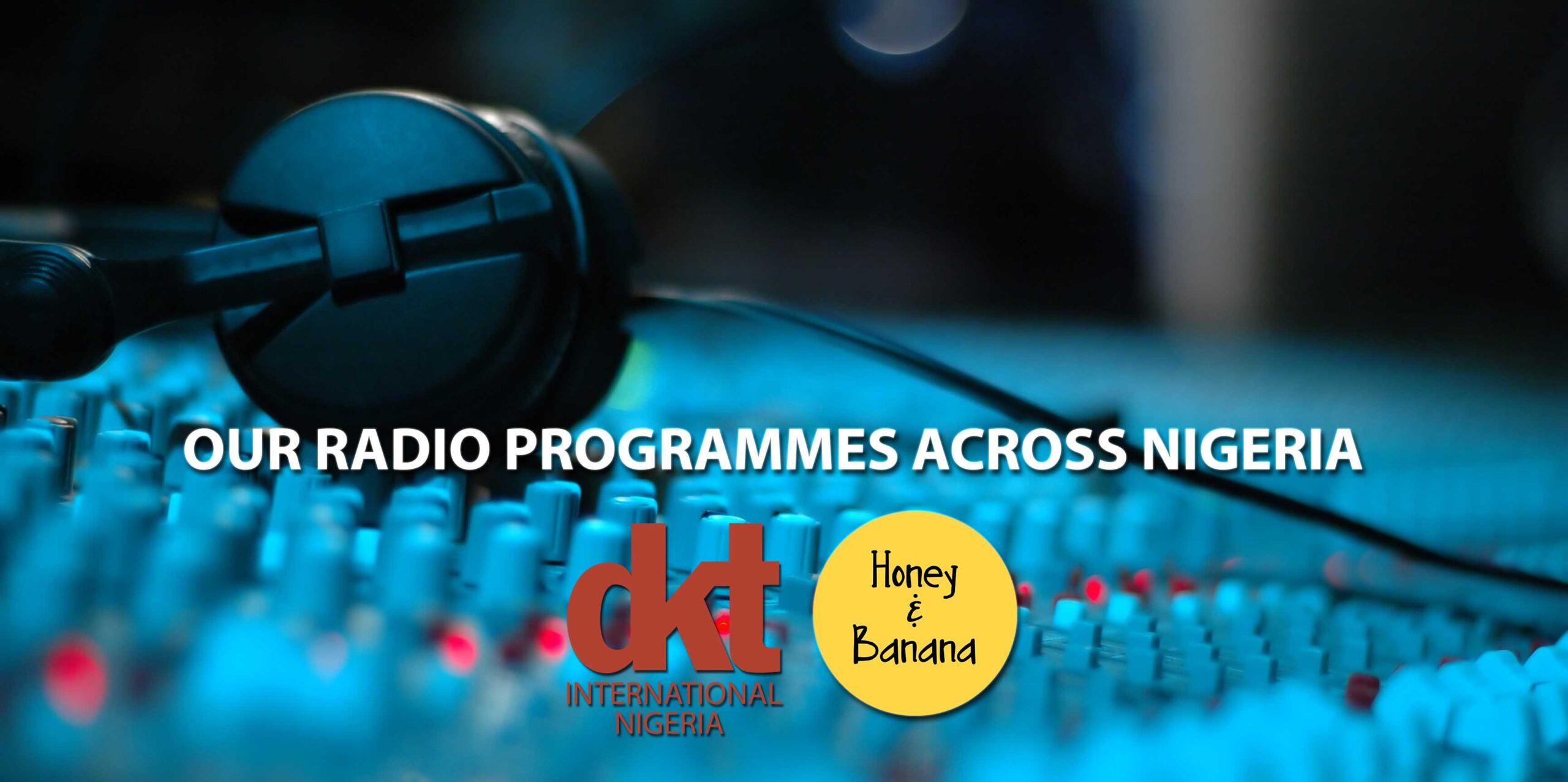 DKT Radio Programs Currently Running